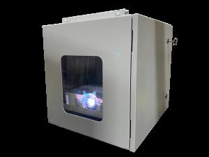 Climate Control Projector Enclosure