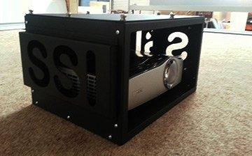 custom projector enclosures