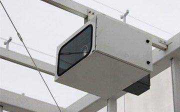 outdoor projector enclosures